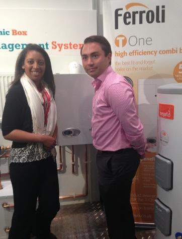Ferroli collaborates with the Magic Thermodynamic Box Company
